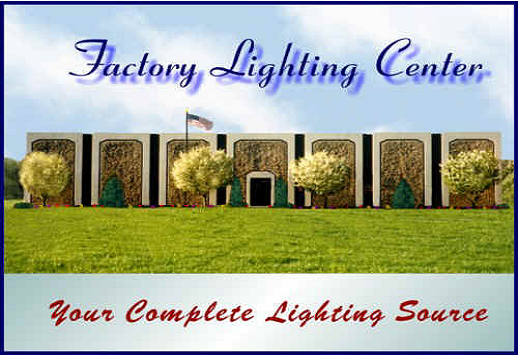 Welcome to Factory Lighting Center